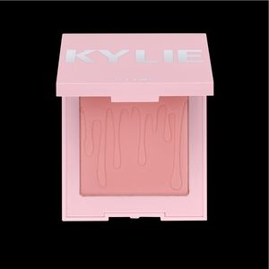 kylie cosmetics blush in baddie on the block